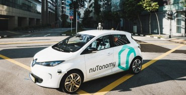 Lyft/nuTonomy Partnership Will Bring Automated Vehicles to Boston