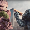 I'm Digging this New Kaiju Commercial for the 2018 Honda Odyssey