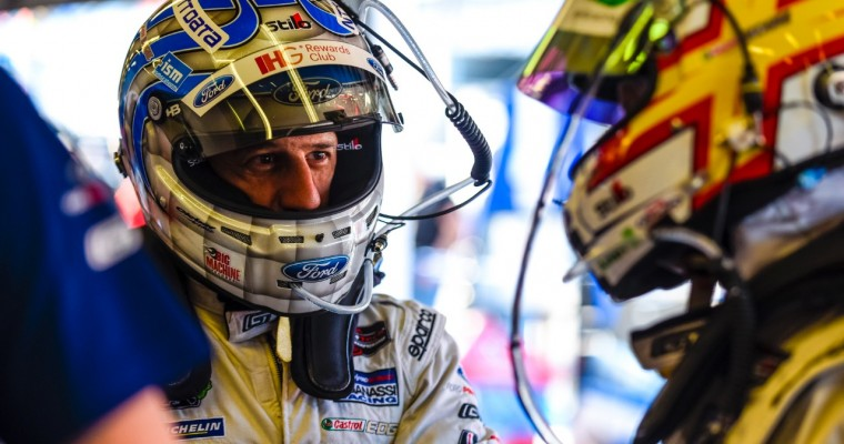 Racing Legend Tony Kanan Joins No. 68 Ford GT Lineup for 2017 Le Mans 24 Hours