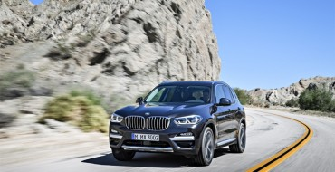 BMW Set to Release an Electric Version of Its X3 Vehicle in 2020