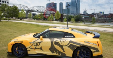 Exclusive Nissan Predzilla GT-R Gifted to Foundation