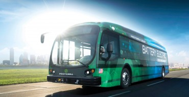 Electric Bus Manufacturer Proterra Receives Funding from BMW and Al Gore