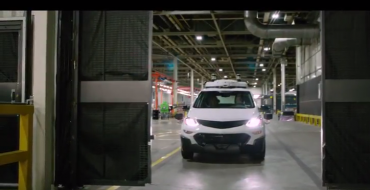 GM Gains Bragging Rights for Mass Producing 130 Self-Driving Chevrolet Bolts