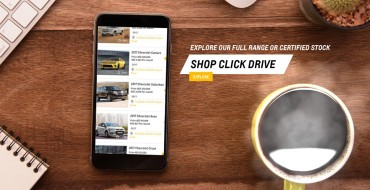 General Motors Brings Shop Click Drive Online Shopping Service to UAE
