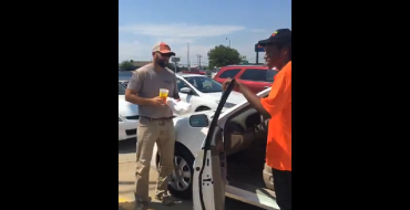 Strangers Buy Man a Camry After They Discover He Walks 3 Miles to Work Every Day
