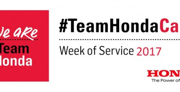 Honda Week of Service Gives Back in Communities Across North America
