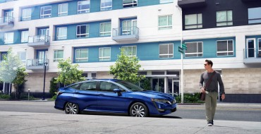 2017 Honda Clarity Electric Arrives at California and Oregon Dealers With $269 Per Month Lease
