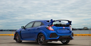 You Can Bid On the First Ever Honda Civic Type R Built for the US