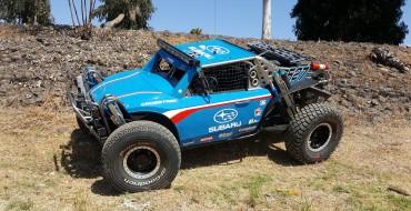 Subaru Enters Crosstrek in Baja 500 Desert Race