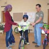 """Third Annual FCA """"Big Bike and Book Giveaway"""" Delivers New Bikes to 150 Detroit Students"""