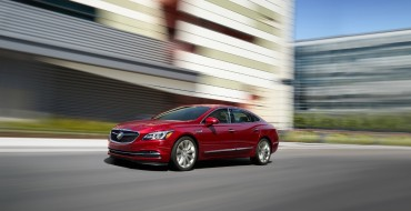 2018 Buick LaCrosse Adds eAssist, Three New Colors, Gets $30,490 Starting Price Tag