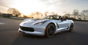 First Production Chevy Corvette Carbon 65 Edition, Signed By George W. Bush, to Be Auctioned in Scottsdale