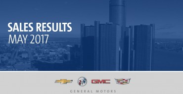 Retail Sales Up Slightly for General Motors in May
