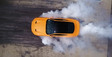 Car News In the Rearview: Mustang Burnouts to the People