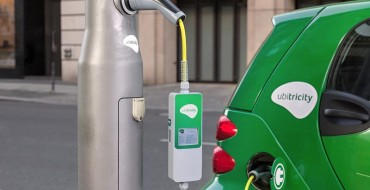 Company May Have Solved Inner-City EV Charging Problem Using Streetlamps