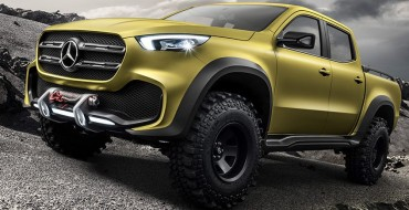Mercedes Releases Teaser Trailer for the New X-Class [VIDEO]