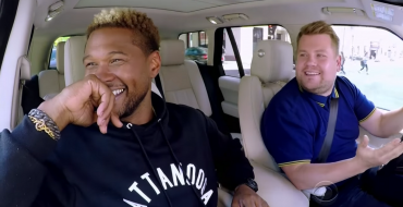 Usher Gets Caught Up on Carpool Karaoke