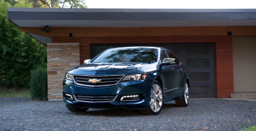 2018 Chevrolet Impala Overview