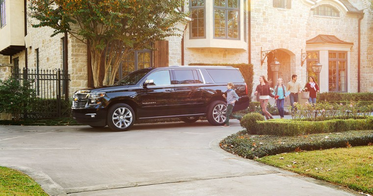 Chevy Suburban, GMC Yukon XL Top List of Vehicles Driven the Most Over 10 Years