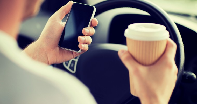 Americans Name Distracted Driving the Largest On-Road Threat in New Study