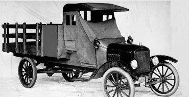 A Century of Ford Trucks: Ford Celebrates Centennial of Ford Model TT Launch