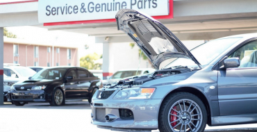 Brand-New 2006 Mitsubishi Evolution MR Sells for $138K on eBay