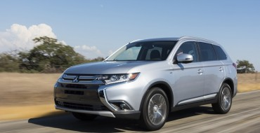 Mitsubishi Outlander Rises Through June Sales Slump