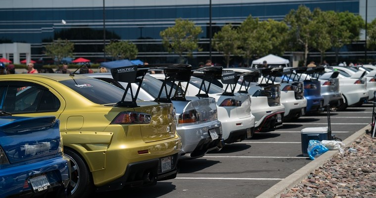 12th Annual Mitsubishi Owners Day Features all the Cars You Wish Mitsubishi Still Made