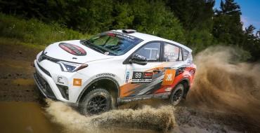 Toyota RAV4 Wins First American Rally Association Title