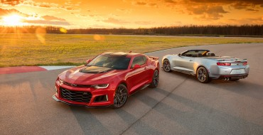 The Chevy Camaro Outsold Both the Mustang and Challenger in October
