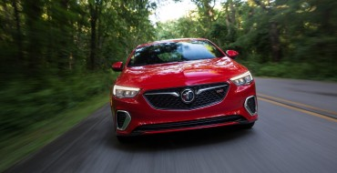 [PHOTOS] Yes, the 2018 Buick Regal GS has a 310-Horsepower V6