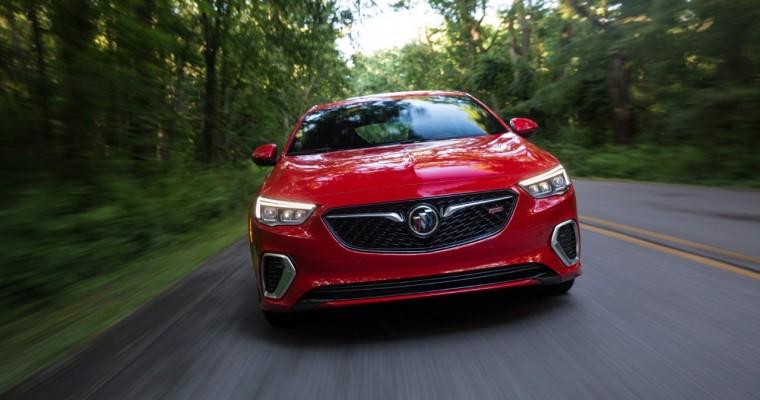 [PHOTOS] Yes, the 2018 Buick Regal GS has a 310-Horsepower V6