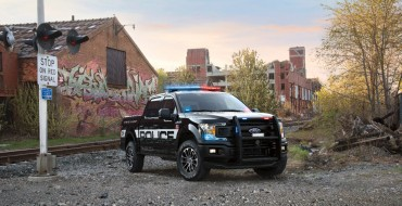 [Photos] You Do Not Want to See the 2018 Ford F-150 Police Responder in Your Rear View