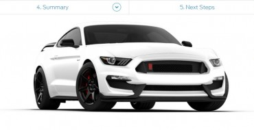 2018 Ford Mustang Configurator is Live So That You May Now Build Your Perfect Pony