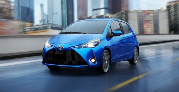 2018 Toyota Yaris Overview