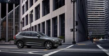 2018 Volvo XC60 Overview