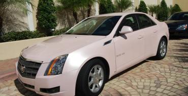 Mary Kay Sales Director Earns 13 Pink Cadillacs, and Counting