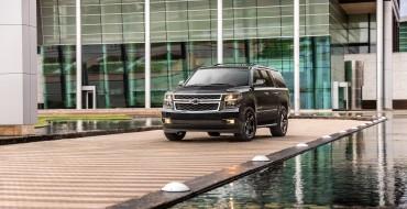 2017 Chevrolet Suburban Overview