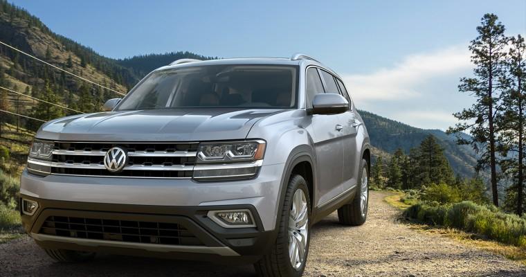Volkswagen Resumes Sales in Iran After 17 Years