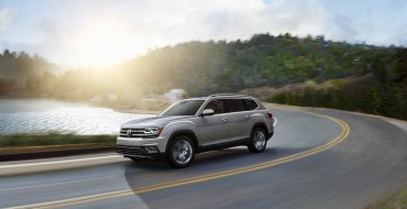 2018 Volkswagen Atlas Overview