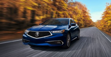 2018 Acura TLX Overview