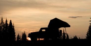 Road Trip Gear: Roof Top Tent