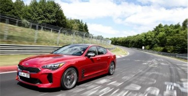 Kia Stinger Runs a Gauntlet of Final Tests Before Release Later This Year