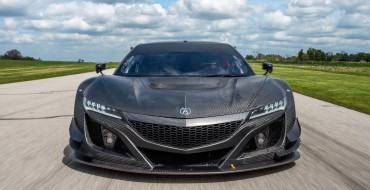Race-Winning NSX GT3 Going On Sale Globally
