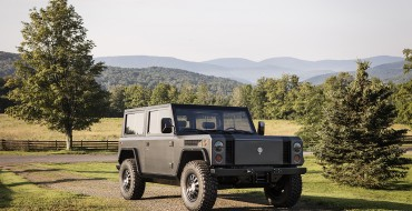 Bollinger Motors Reveals Electric Sport Utility Truck; GM Should Still Buy Them