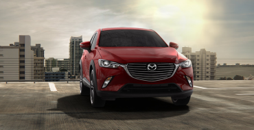 2017 Mazda CX-3 Overview