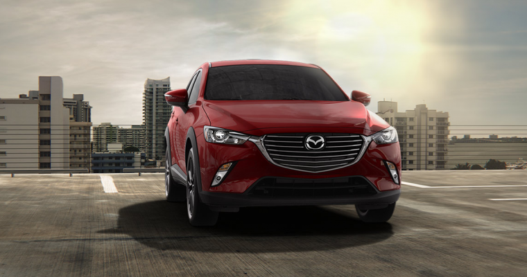 2017 Mazda CX-3 Overview
