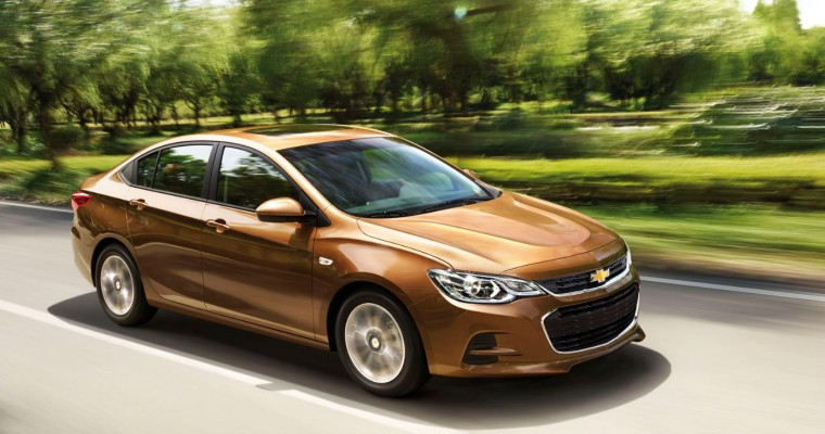 Rumors of a Chevrolet Cavalier Rebirth Emerge
