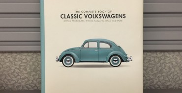 Book Review: 'The Complete Book of Classic Volkswagens'