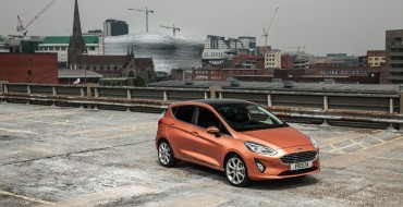 First New Ford Fiesta Arrives at Dover, Heads to Birmingham Dealership